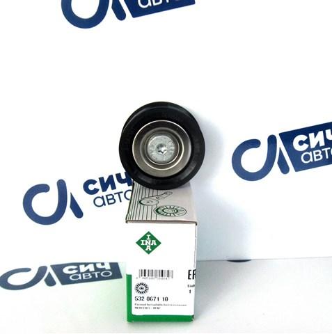 Ролик генератора ребристый (новый) mercedes sprinter om651 cdi 06- 6512000670