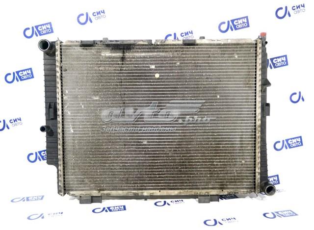 Радиатор основной mb e-class w210 om602 1995-2003