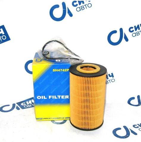 Фильтр масляный mercedes vario 613-814 4.3d 9041800009