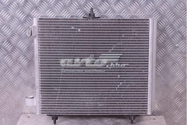 Радиатор кондиционера 308 sw ii ii