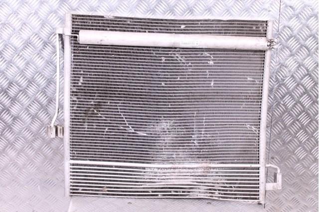 Радиатор кондиционера gls  x166