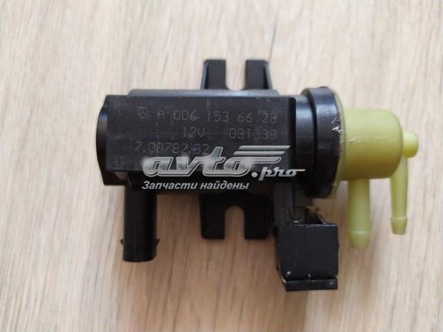 б/у  pierburg клапан турбины  sprinter   06- 2,2-3,0cdi  0061536628    08t074, 7.00782.02, 700782040 преобразователь давления (соленоид) наддува
