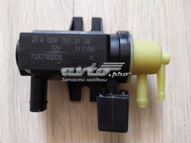 Pierburg   (без упаковки) клапан управления турбины mb sprinter 2.2cdi om651 09- 0091533128   pierburg преобразователь давления (соленоид) наддува