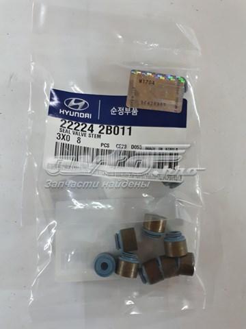 Сальник клапана впускного 1.4i g4fa,1.6i g4fc,1.6i g4fd,1.6i g4fg hyundai accent 10-17,i-20 12-14,i-