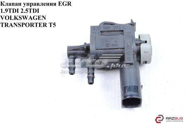Клапан регулировки наддува транспортер т5 транспортер шнековый расчет мощности