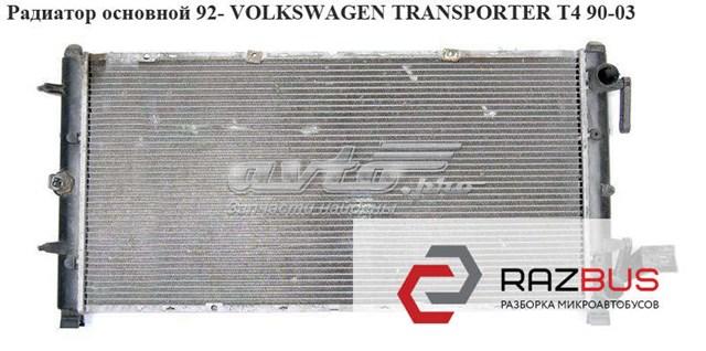 Радиатор на фольксваген транспортер т4 транспортер в калуге