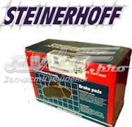 Steinerhoff lp1956 колодки торм. п bmw серия 5 (e60/61) 03- 2.0i/2.5i/2.5