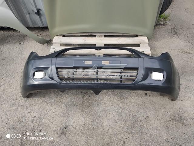 Бампер передний lifan 320