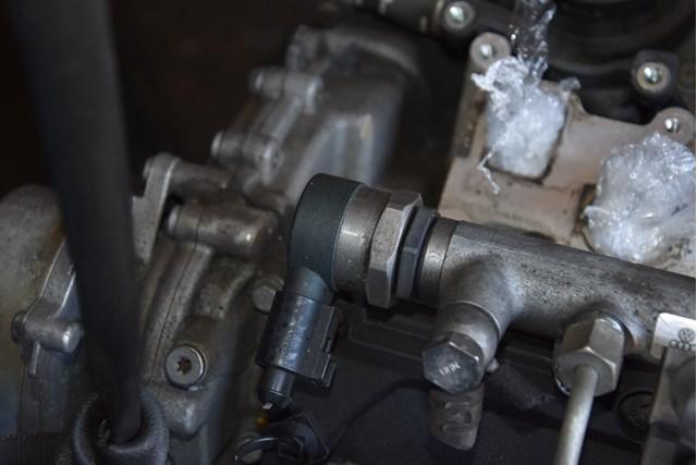 Регулятор давления топлива транспортер т5 ремонт двигателя фольксваген транспортер т4 дизель