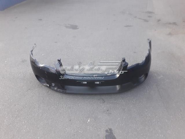 Бампер передний б/у под ремонт legasy  b13