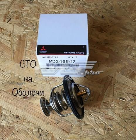 Возможна установка. термостат mitsubishi md346547