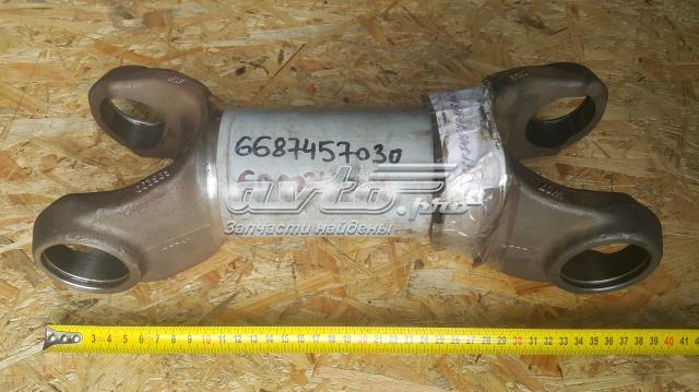 Капремонт  карданного вала заднего 48x116,5