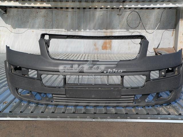 Бампер передний transporter t5 -10