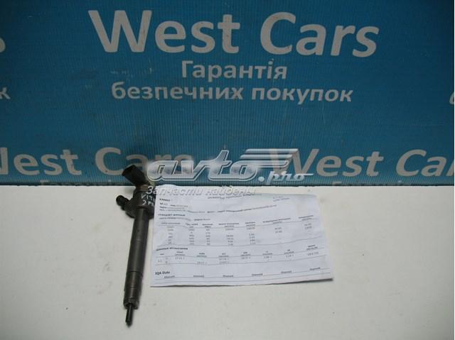 Форсунка на mercedes vito w639 2.2cdi с тестом. каталожный номер - 0445110192. производитель - bosch. состояние хорошее рабочее. цена за форсунку  что на фото.