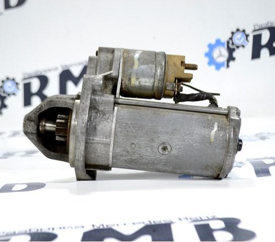 Стартер valeo на мерседес спринтер 2.2 - 2.7 cdi (ом 611 - 612) a0051511301