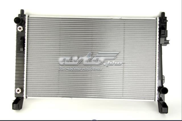 Радиатор двиг. mercedes a-класс, b-класс w169, w254