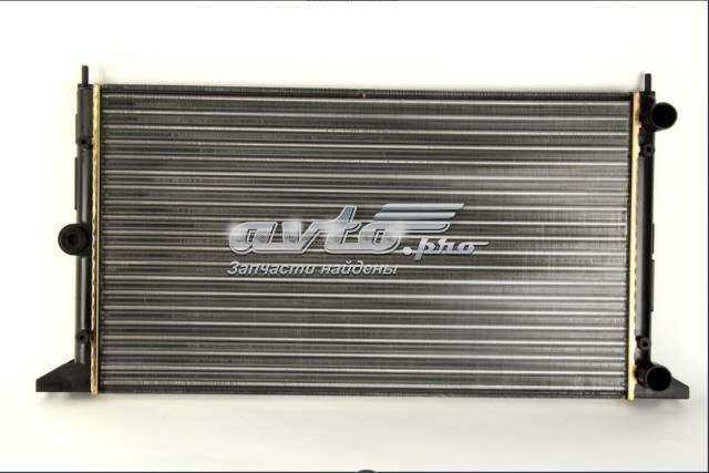 7m0121253b радиатор vw sharan 1.9 tdi 1896 1z/afn (конд.) /- 10/95-