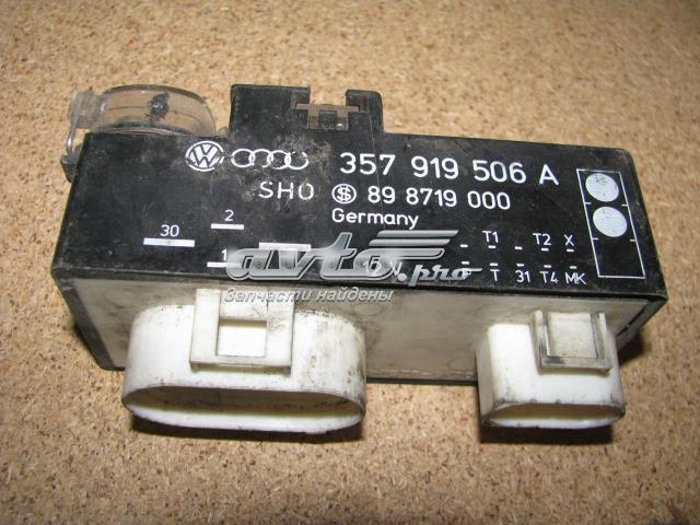 Регулятор оборотов вентилятора 357919506a