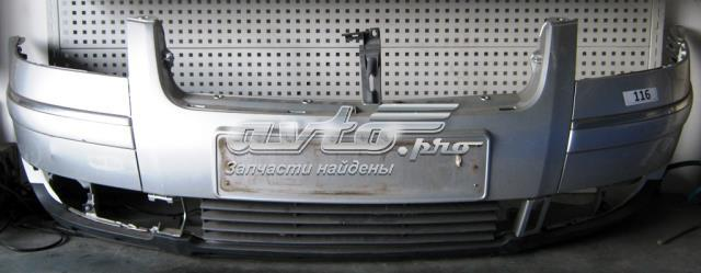 Бампер передний + нижняя губа 3b0805903f