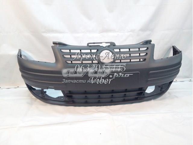 Бампер передний vw caddy 04-10 деталь новая пр-ва tong yang