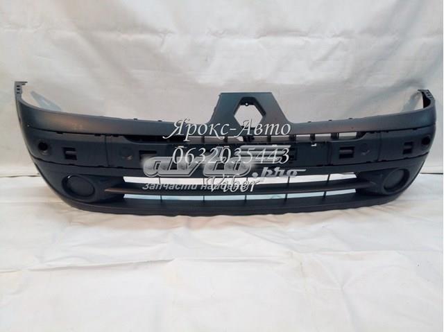 Бампер передний  renault clio 01-05  деталь новая пр-ва tong yang