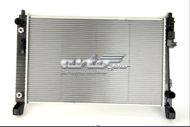 Радиатор охлаждения двигателя  mercedes a-класс, b-класс w169, w254