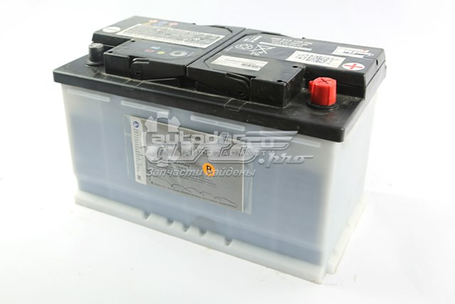 Аккумулятор 80ah 640a en (акб c индик. степени)