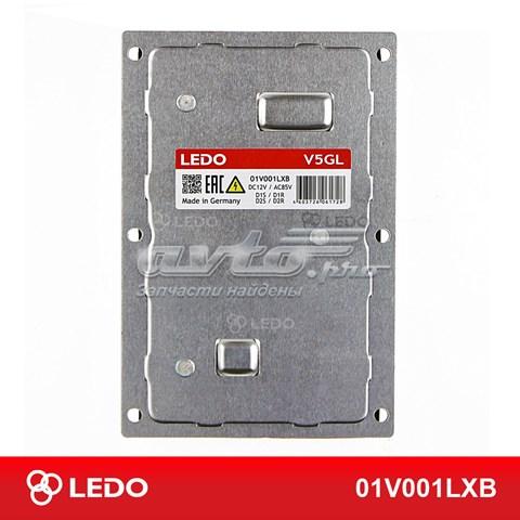 Блок розжига ledo v5gl 4pin d1/d2 (блок розжига ledo v5gl (германия))