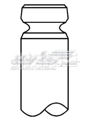 Клапан выпускной (клапан двигателя выпускной)