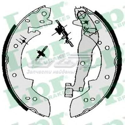 Колодки торм. барабанные (комплект тормозных колодок)