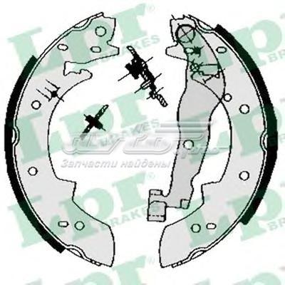 Колодки торм.бар.peugeot 405/renault 21/25 (комплект тормозных колодок)