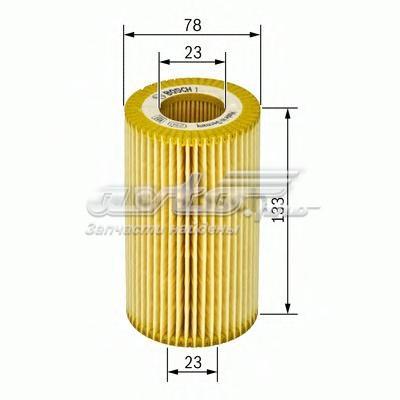 Фильтр масляный (вставка) (фильтр масла)