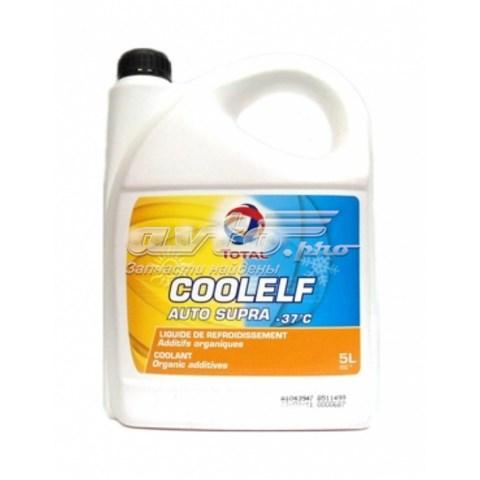 Антифриз total coolelf auto supra -37c (g12 оранже