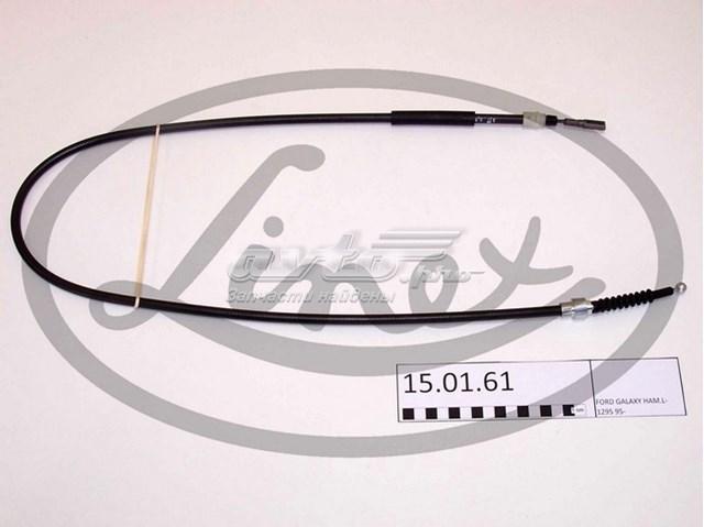 Трос стояночного тормоза vw (трос стояночного тормоза vw: sharan -97)
