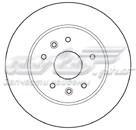 Диск тормозной ren laguna  safrane  5 holes (диск тормозной ren laguna, safrane,...)