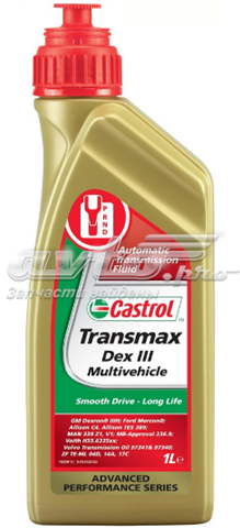 Масло акп transmax dex iii multivehicle 1l   (4672420060) (масло трансм. минеральное , 1л.)
