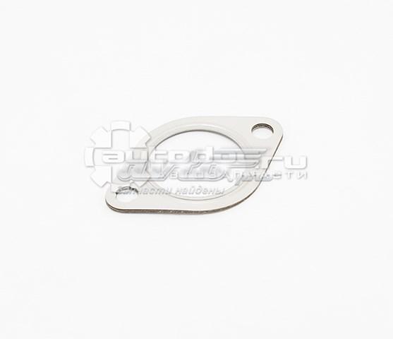 Прокладка глушителя приемной трубы (3-отв) (кат) (прокладка выхлопной трубы)