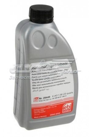 F_жидкость гидравлическая! красная 1l для 5 и 7 ступенчатых акпп (масло трансм. , 1л.)