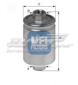 Фильтр топливный (топливный фильтр)