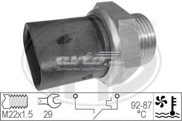 Датчик включения вентилятора alfa romeo (термовыключатель вентилятора радиатора)