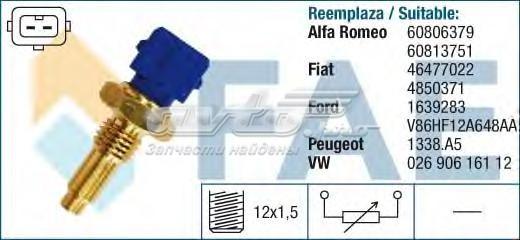Датчик температуры (33200fae_датчик температуры охл.жидк.!\ alfa romeo 155 2.0it/1.9td <97, fiat tipo 1.8-2.0 <96)