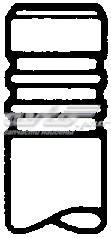Клапан выпускной vag a2/a3/golf iv/v/fabia/octavia 1,4/1,6 (выпускной клапан)