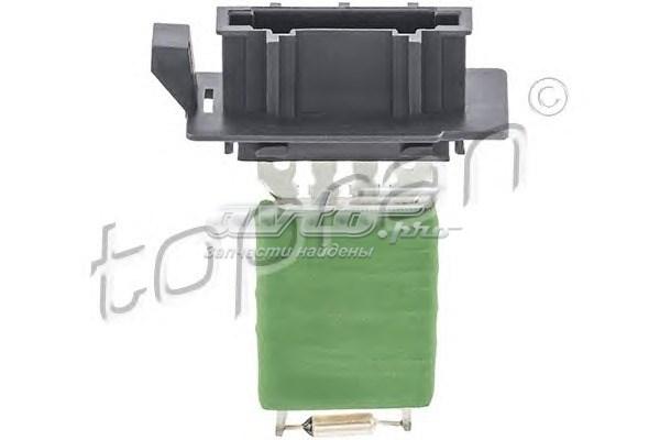 Резистор отопителя mercedes (резистор вентилятора салона)