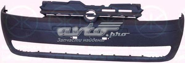 Бампер передний (бампер передний черный opel corsa c  08.02-10.03)