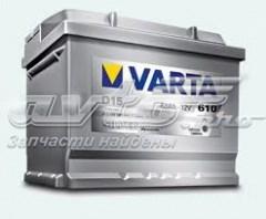 Аккумулятор silver dynamic 12v 63ah 610a 14,88kg (l+) 242x175x190 мм (батарея аккумуляторная 63а/ч 610а 12в прямая поляр. стандартные клеммы)