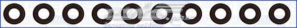 Компл.маслосьемных колпачков audi vwvolvo-alfa r (комплект прокладок, стержень клапана)