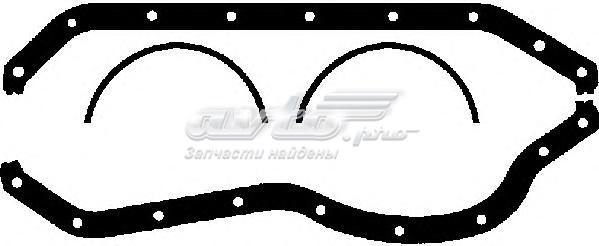 Прокладка картера mercedes 65-mb314 3783/3972 cc diesel (прокладка поддона пробка разборн. 4шт штамп. поддон mb om314/364/a/la 84-99)