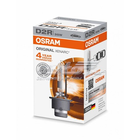 Лампа xenarc original! 1шт. (d2r) 85v 35w p32d-3 качество ориг. з/ч (оем) (лампа ксеноновая  d2r p32d-3 85v 35w 1шт.)