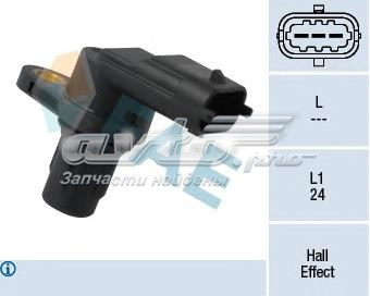 Датчик положения коленвала / распредвала ford / gm / mercedes (датчик частоты вращения, управление двигателем)