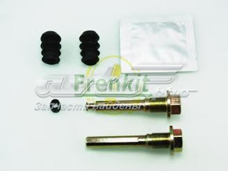 Комплект направляющих суппорта mitsubishi lancer 08-86->01-96/pajero i 01-83->12-91 / galant e55 (комплект направляющей гильзы)